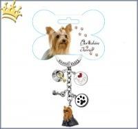 Schlüsselanhänger Yorkshire Terrier
