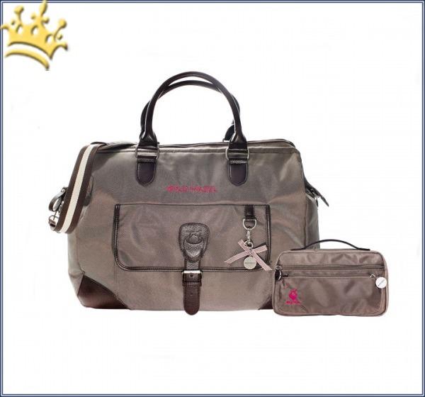 Reisetasche Big Hazel und Bag Braun