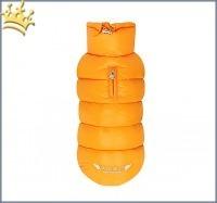 Puppyangel Hundemantel Love Faux Orange