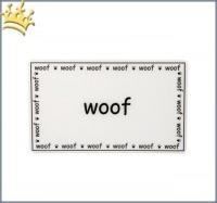 Hundenapfunterlage Woof