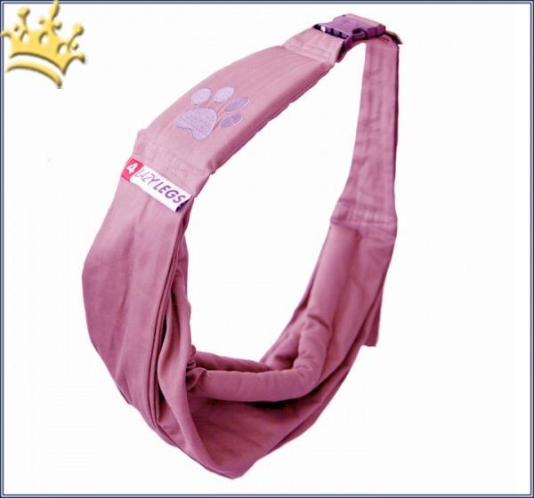 4LazyLegs Bauchtasche Pink