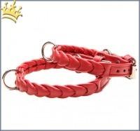 Hundehalsband Ascot Petit Rot