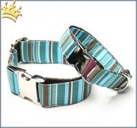 Hundehalsband Blue Water