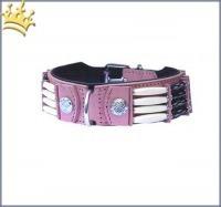 Hundehalsband Pink Eagle 35mm