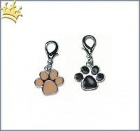 Halsbandanhänger Dog Paw