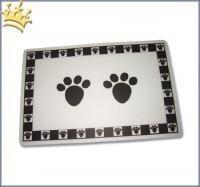 Hundenapfunterlage Black Paw