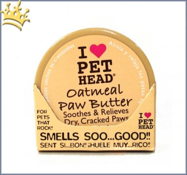 Pfotenpflege Pet Head Oatmeal Paw Butter 59,1ml