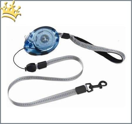 Planet Dog Zip Lead Retractable Leine Blau