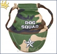 Hundebasecap Dog Squad