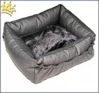 Hunde-Autositz Viaggio Molto Black Fur Medium