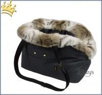 Hundetasche Cocco Grey Fur