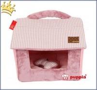 Puppia Hundehaus Prestige Rosa