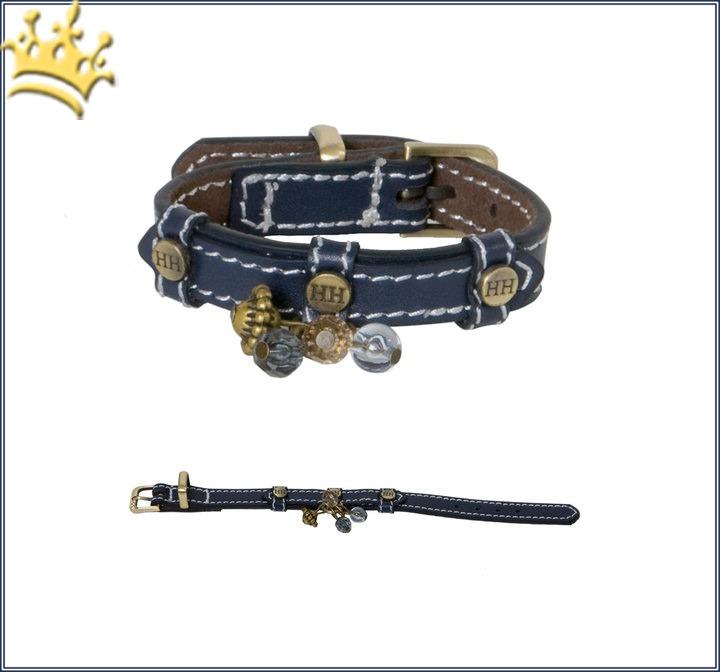 halsband fascinante blau halsb nder ohne strass lederhalsb nder hundehalsb nder cani di. Black Bedroom Furniture Sets. Home Design Ideas