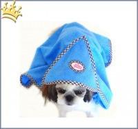 Hundehandtuch Prince Blau