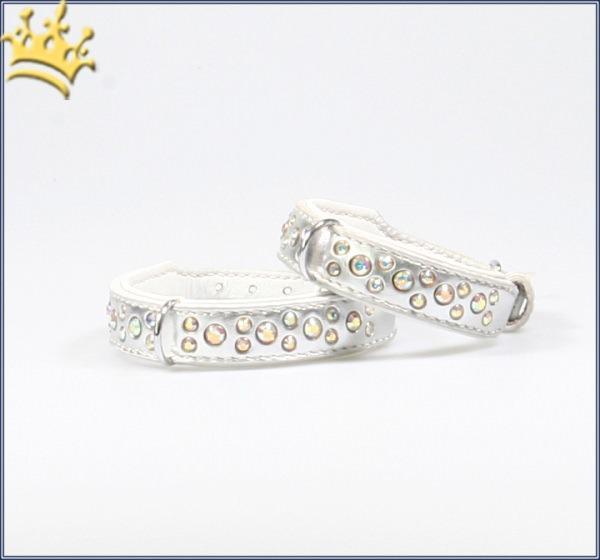 Halsband Miami Silber