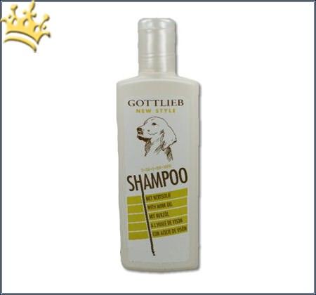 Gottlieb Hundeshampoo mit Ei 300ml