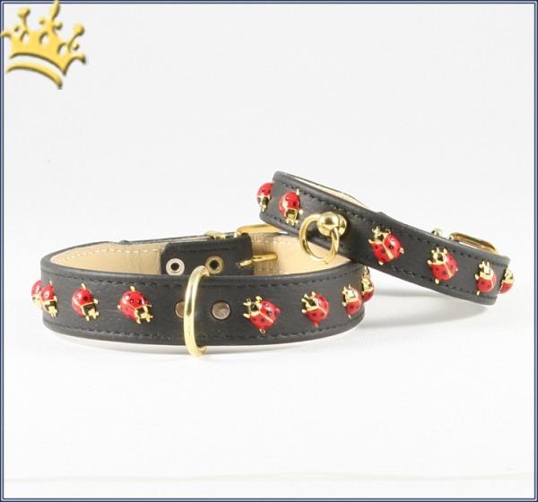Hundehalsband Lucky Lady Bug