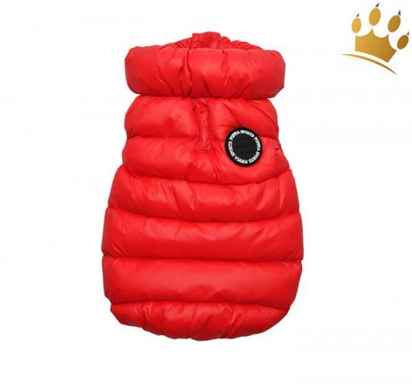 Puppia Hundemantel Ultralight Weste Rot