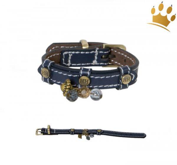 Halsband Fascinante Blau