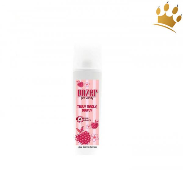 Pozer Pet Vanity Truly, Madly, Deeply Shampoo No.4 tiefenreinigend 300 ml