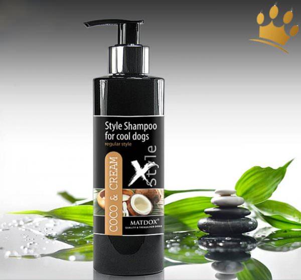 Style Hundeshampoo Coco and Cream 250ml