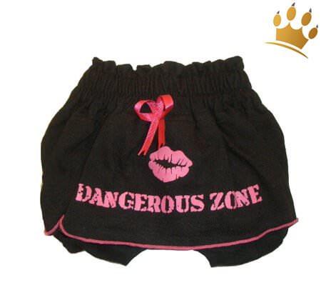 Hundeschutzhose Dangerous Zone