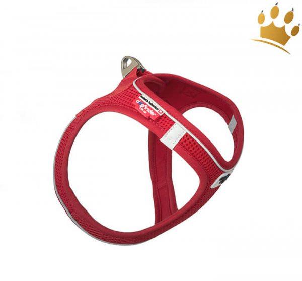 Curli© Magnetic Vest Hundegeschirr Rot