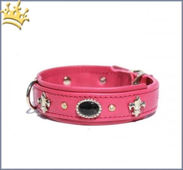 Hundehalsband Summer Himbeere