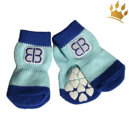 Hundesocken EB Blau