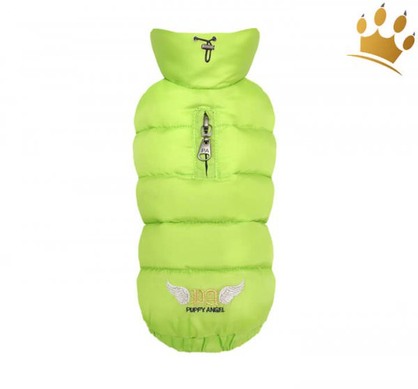 Puppy Angel Hundemantel Urban Outdoor Faux Limone