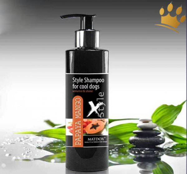 Style Hundeshampoo Papaya Mango 250ml