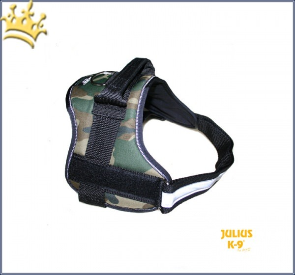 Julius-K9® Powergeschirr Camoufage