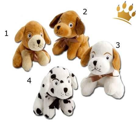 Hundeplüschspielzeug The Dogs