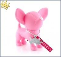 Hundespardose Chihuahua Little Princess Pink
