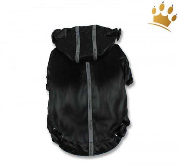 Hunde-Regenjacke Classic Black
