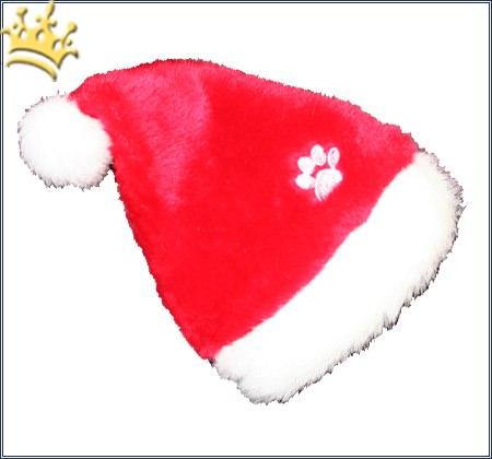 Weihnachtszipfelmütze