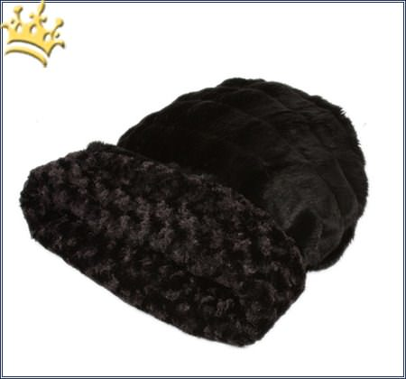 Hunde Cuddle Cup Black Fur