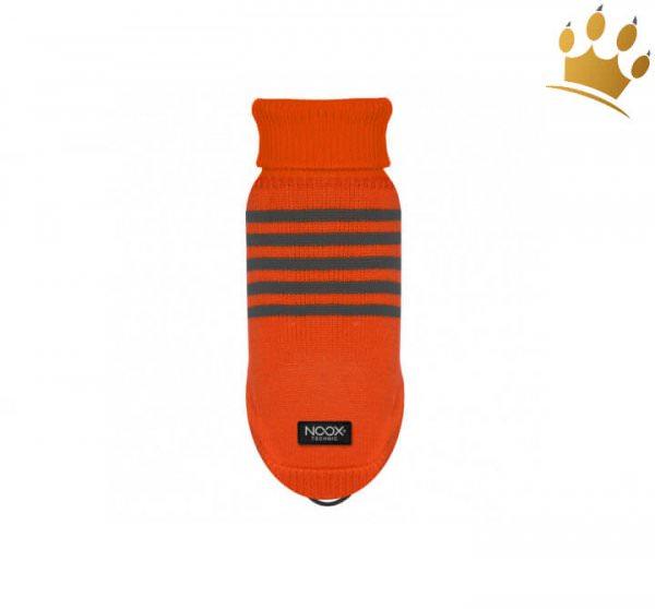 Noox Hundepullover Discovery Orange