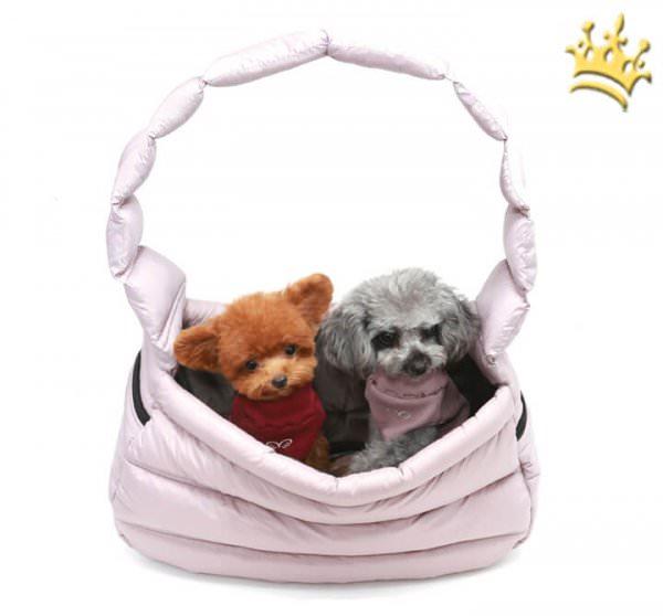 Puppyangel Hundetasche Sling Pink