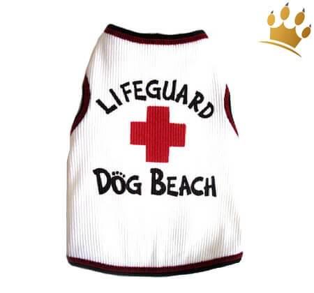 Hundeshirt Lifeguard