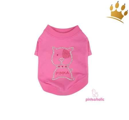 Hundeshirt Boo Boo Pink