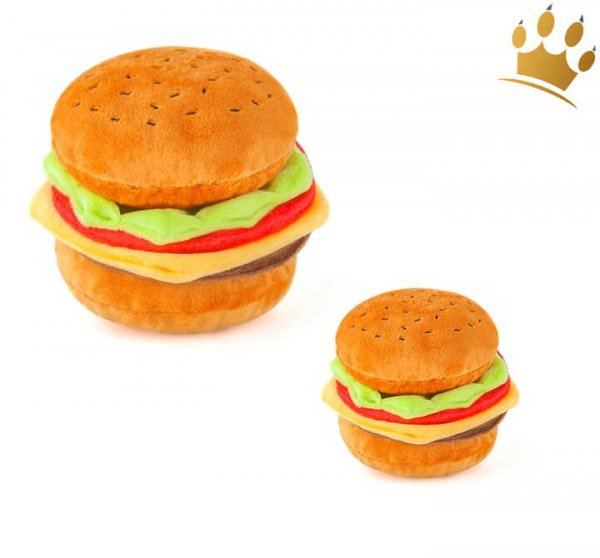 P.L.A.Y. Hundespielzeug Hamburger