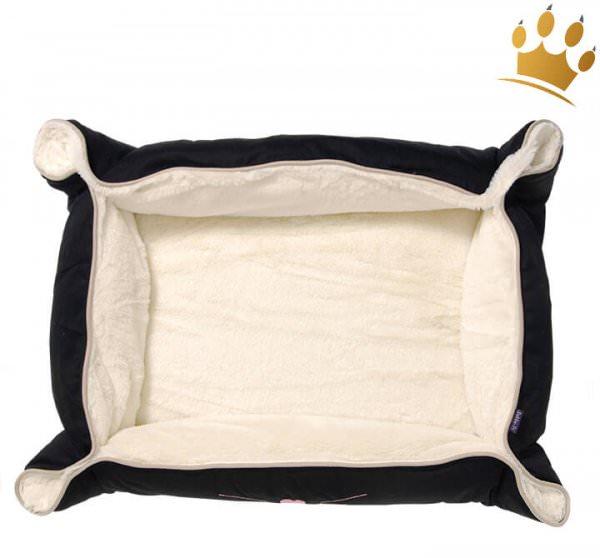 Hundebett - Reisebett Hunde Schwarz