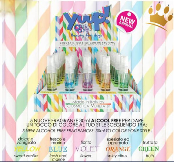 Yuup Color Your Style Parfum 30ml