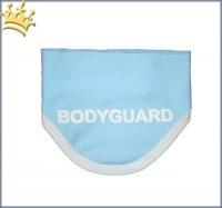 Hunde-Bandana Bodyguard blau