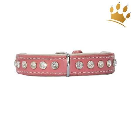 Hundehalsband Extreme Rosa 15mm