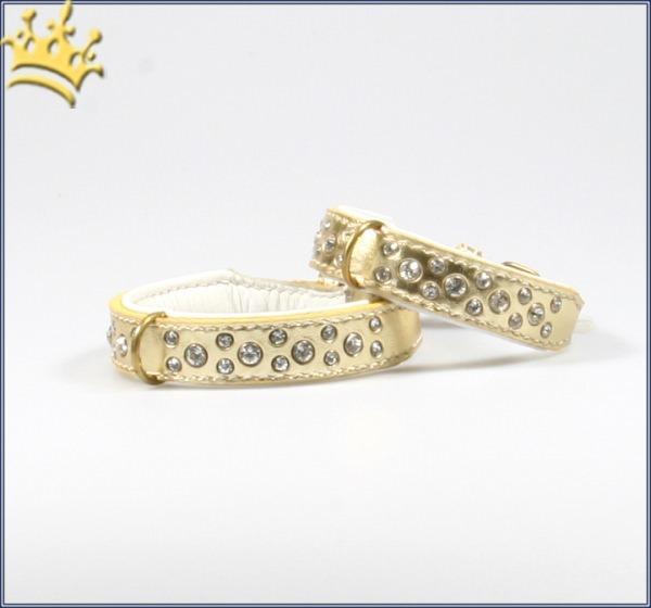 Halsband Miami Gold