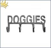 Halsband und Leinen Wandhakenleiste Doggie