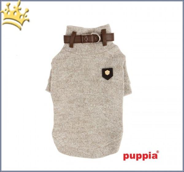 Puppia Hundepullover Maddox Beige