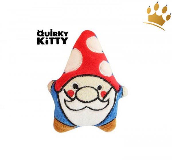 Spielzeug Kooky Gnome für Katzen